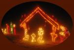 Nativitychristmas lights