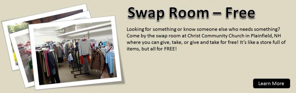 swap room