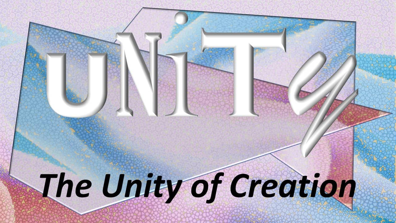 The Unity of Creation