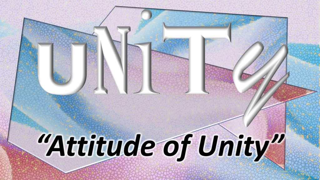 12 Attitude of Unity