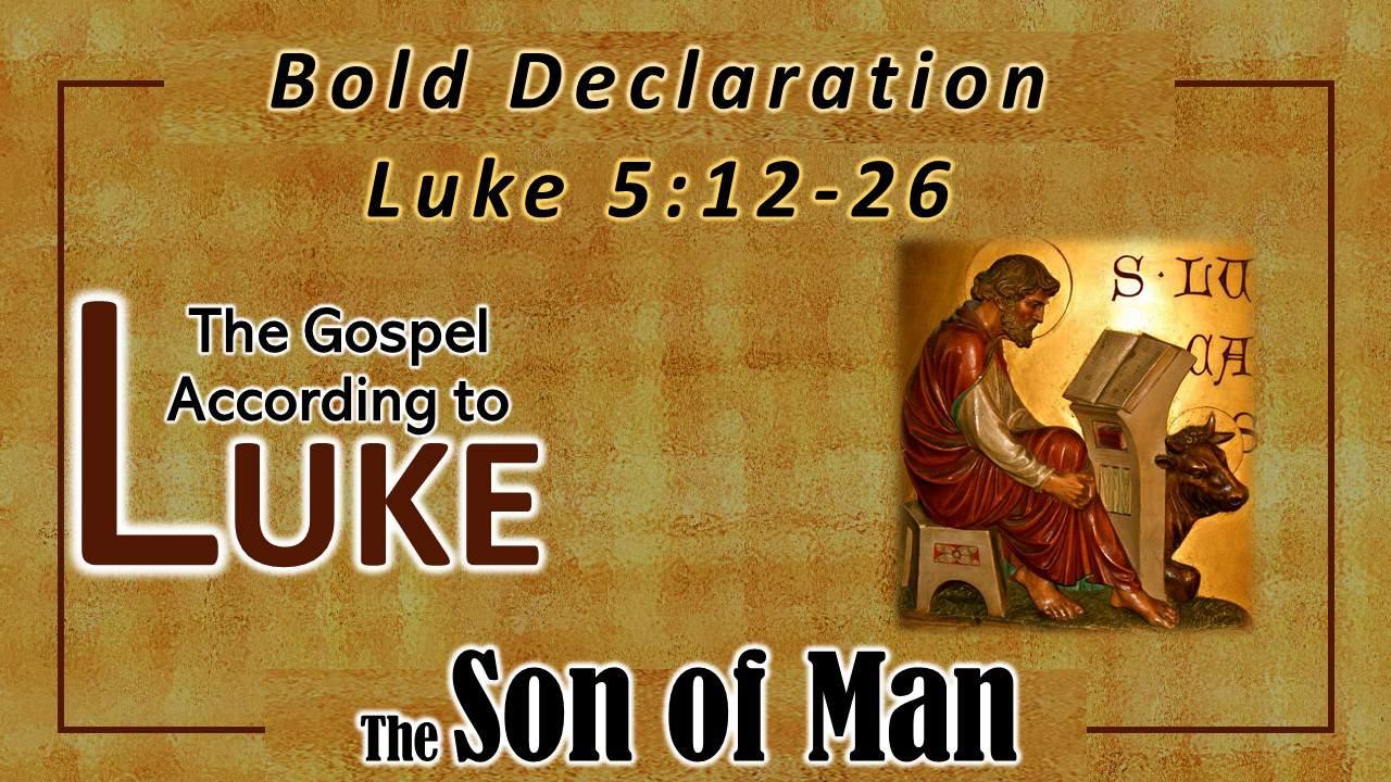 Bold Declaration