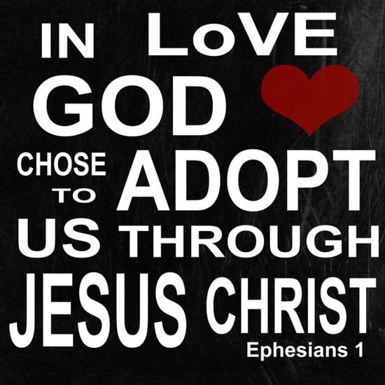 Abba! Father! Find Assurance in Being Adopted Children of God