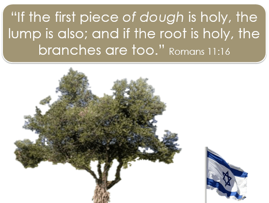 The glory of Israel is Riches for the World