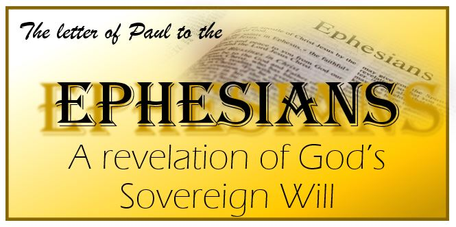 The Revelation of God's Mystery (part 3) ... Unfathomable Riches of Christ
