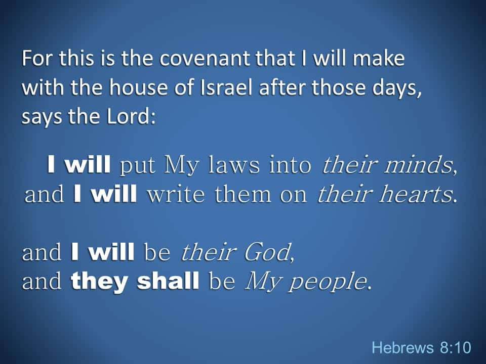 The Best Covenant