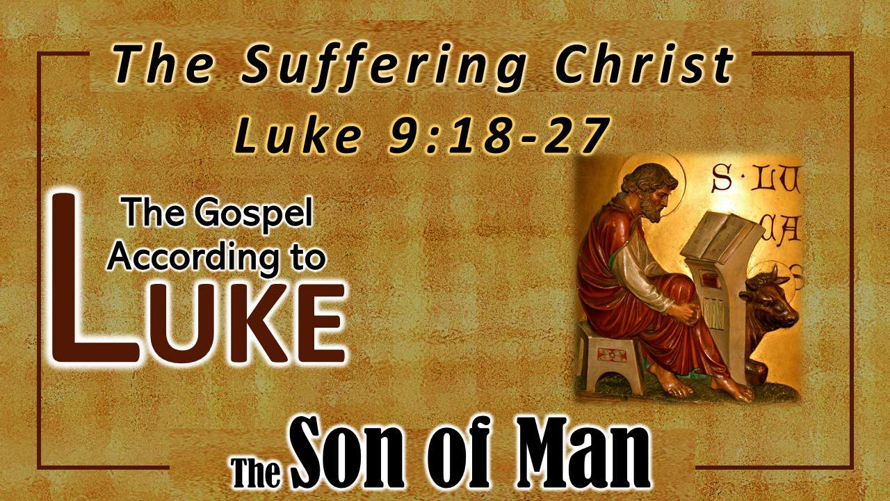 The Suffering Christ