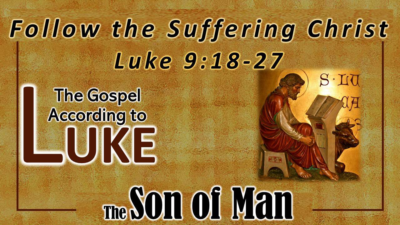 Follow the Suffering Christ