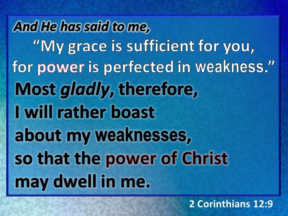 Bountiful Grace - Overcoming Sorrow