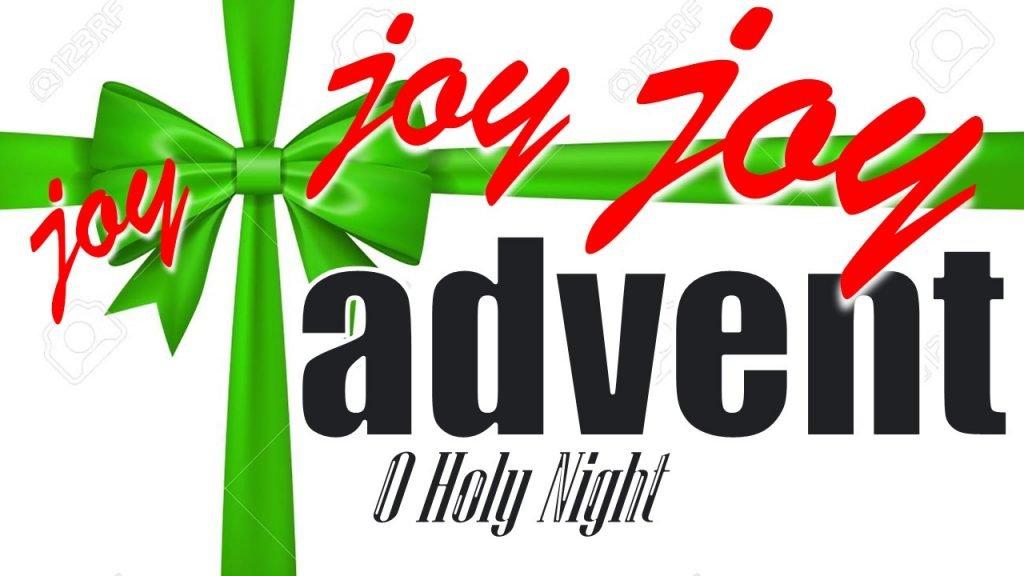Advent - O Holy Night