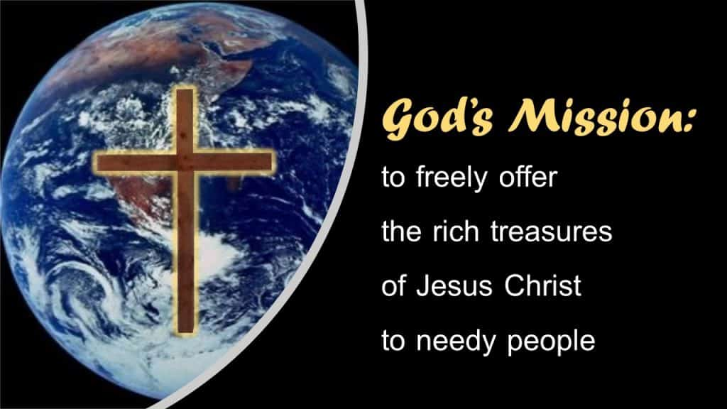 God's mission - the church