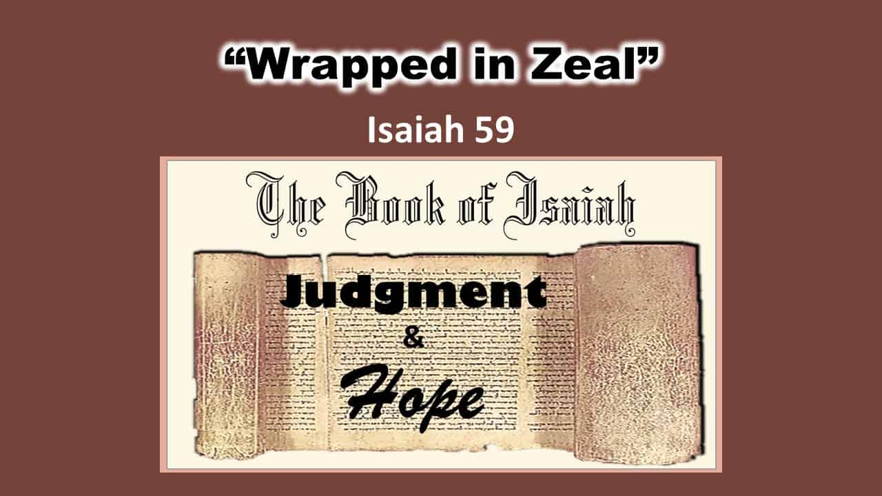 Wrapped in Zeal