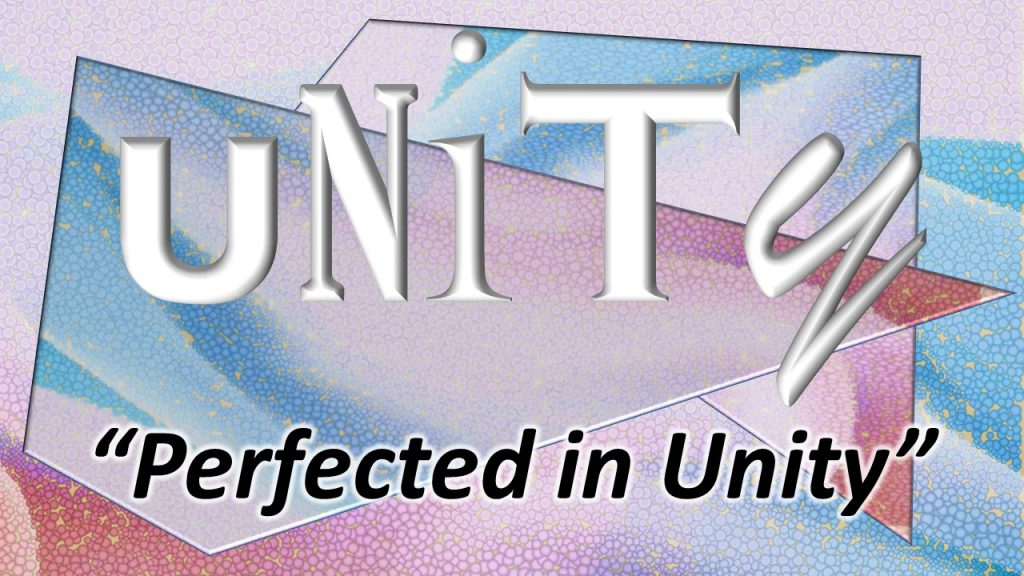 Perfected in Unity