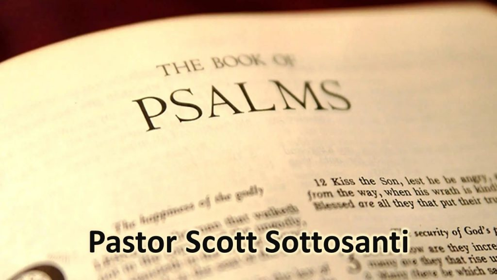 Psalms - August 22 - Scott Sottosanti