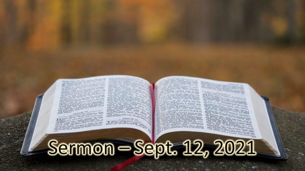 sermon graphic - Sept 12 2021