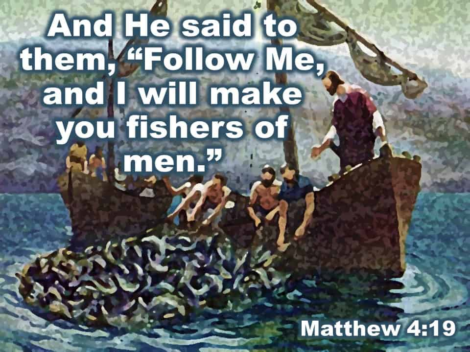 week 18 Matthew 4 19