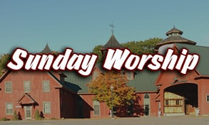 Join us Sunday at 10:30am for worship