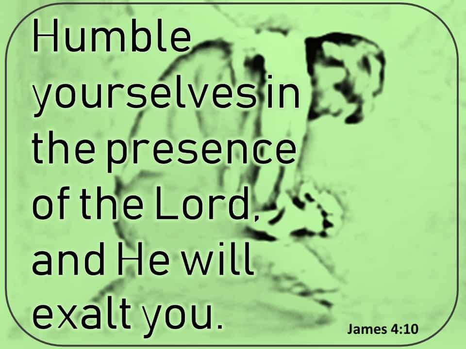 week 05 - James 4 10